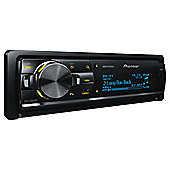Pioneer DEH-X9600BT Car Stereo with Bluetooth and iPod Control