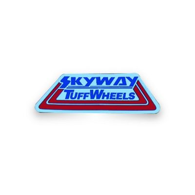 Skyway Original Retro Sticker