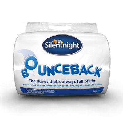 Silentnight Bounce Back 10.5 Tog Duvet - Double