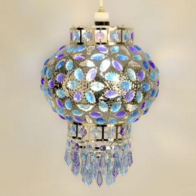 Buy Bazaar Moroccan Style Ceiling Pendant Light Shade ...