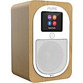 Pure Evoke H3 DAB/FM/Bluetooth Radio (Oak)