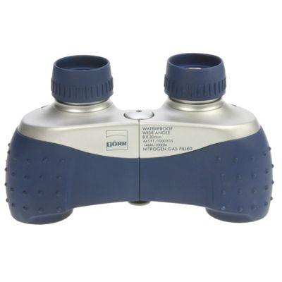 Danubia 533777 Aqua 8x30 Porro Prism Binoculars