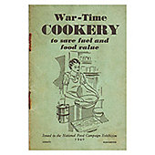 WW2 Replica Wartime Cookery Recipe Booklet