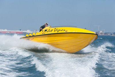 90 Minute Jet Viper Powerboat Blast