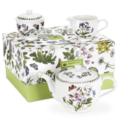 Portmeirion Botanic Garden Tea Set