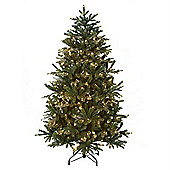 Tree Classics 1.8m (6ft) Matterhorn with Warm LED Artificial Christmas Tree (72-1409-925LM)