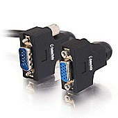 Cables to Go VGA270 HD15 M/F Monitor Cable