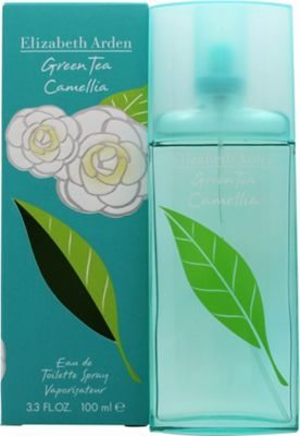 Elizabeth Arden Green Tea Camellia Eau de Toilette (EDT) 100ml Spray For Women