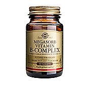 Solgar Megasorb Vitamin B-Complex Tablets 50