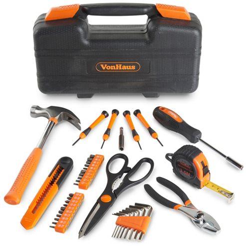 VonHaus 39 Piece Tool DIY Kit Set