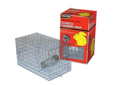 Procter Pslgcage Elgeco Squirrel Trap