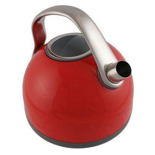 Meyer Prestige 42337 1.5 litre Deco Cordless Dome Kettle - Pillar Box Red