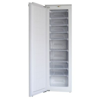 Cookology CITFZ177 177.6cm Tall Upright Integrated Freezer, Built-in