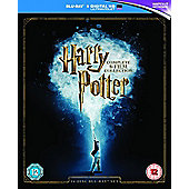 Harry Potter - 8-Film Collection Blu-ray