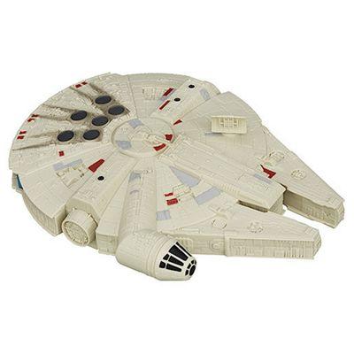 Star Wars The Force Awakens Millennium Falcon Vehicle Playset