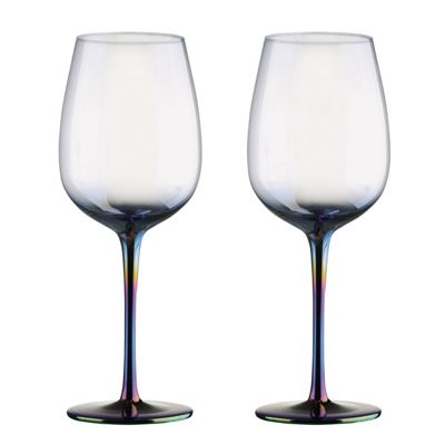 Artland Mirage Set of 2 Wine Glasses