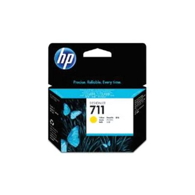 HP 711 Ink Cartridge - Yellow