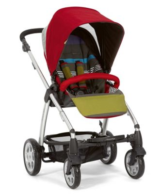 Mamas & Papas - Sola Pushchair - Red