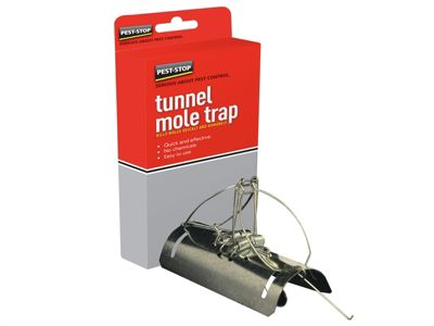 Pest Stop Tunnel Type Mole Trap