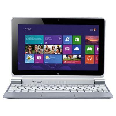 Acer Iconia W510 10.1 inch 64GB Windows 8, Silver