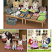 SYLVANIAN Families School 3 Piece Set