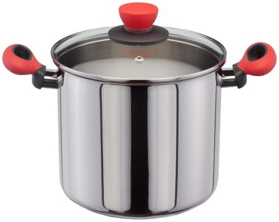 Judge Induction Ready Stainless Steel Stockpot 20cm 4.7 Litre
