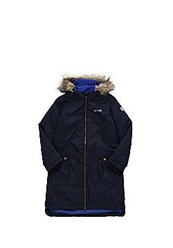 Regatta Hollybank Hooded Jacket - Navy