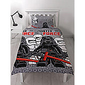 Lego Star Wars Seven Single Duvet Cover and Pillowcase Set