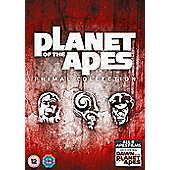 Apes Primal Collection DVD