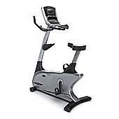 Vision Fitness U40 Upright Cycle with ELEGANT Console