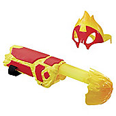 Ben 10 Transform-N-Battle - Heatblast