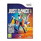 Just Dance 2017 Wii