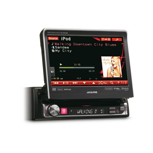 Alpine Multimedia Iva-D511R/RR