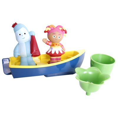 In The Night Garden Igglepiggle's Floaty Boat Playset