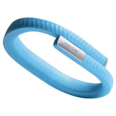 UP by Jawbone Fitness and Sleep Activity Tracking Wristband, Size Small, Blue