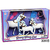 Unicorn Pony Playset
