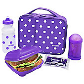 lunch boxes insulated lunch bags for kids adults tesco. Black Bedroom Furniture Sets. Home Design Ideas