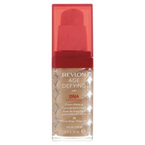 Revlon Age Defying with DNA Advantage™ Cream Makeup Honey Beige