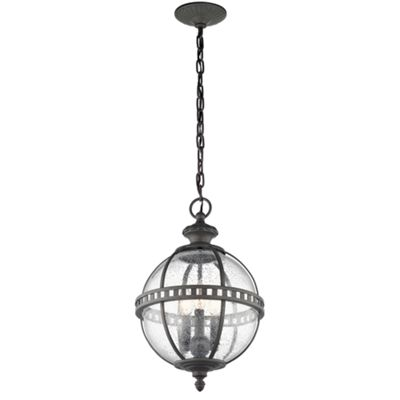 Londonderry 3lt Chain Lantern - 3 x 60W E14