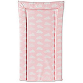 Mothercare Baby's Changing Mat- Pink Clouds