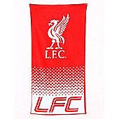 Liverpool FC Impact Cotton Towel