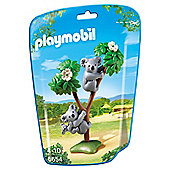 Playmobil 6654 City Life Zoo Koala Family