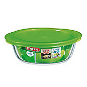 Pyrex Cook and Store 4-in-1 Round Dish Cookware, 20cm-1L