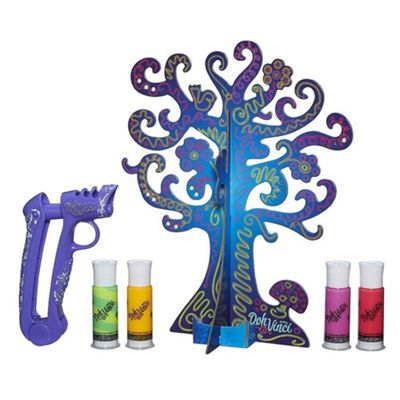 Play-Doh DohVinci Deco Pop Jewellery Tree Kit