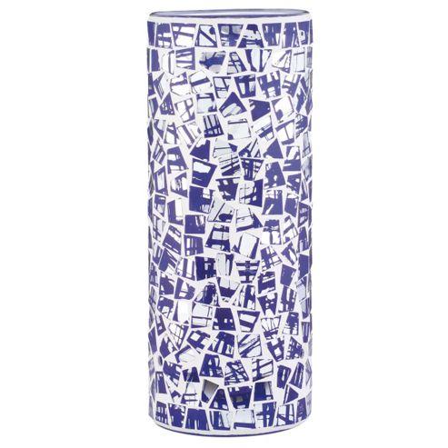 Paulmann Living 2 Easy Mosaic Fabro Glass - Blue
