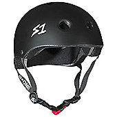 S1 Helmet Company Mini Lifer Helmet - Black Matt (Medium)