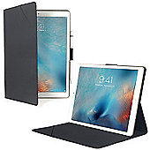 "Tucano Club 12.9"" Folio Black Nylon case for iPad Pro Tablet Apple Watch -"