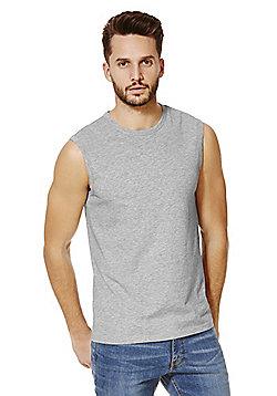 F&F Marl Vest - Grey