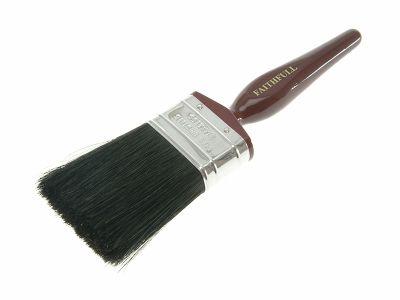 Faithfull Exquisite Paint Brush 65mm (2.1/2in)