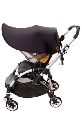 Dreambaby Stroller Buddy Extenda Shade Large